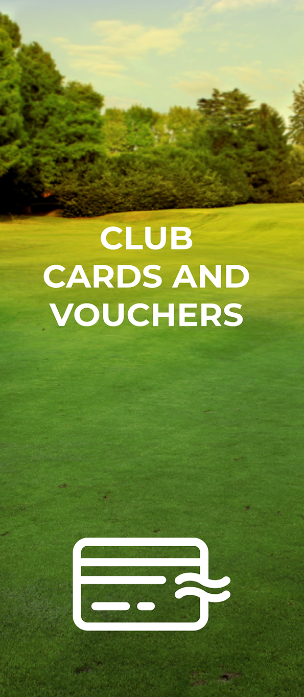 CLUB CARDS AND VOUCHERS