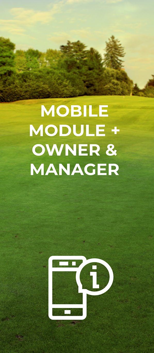MOBILE MODULE + OWNER & MANAGER