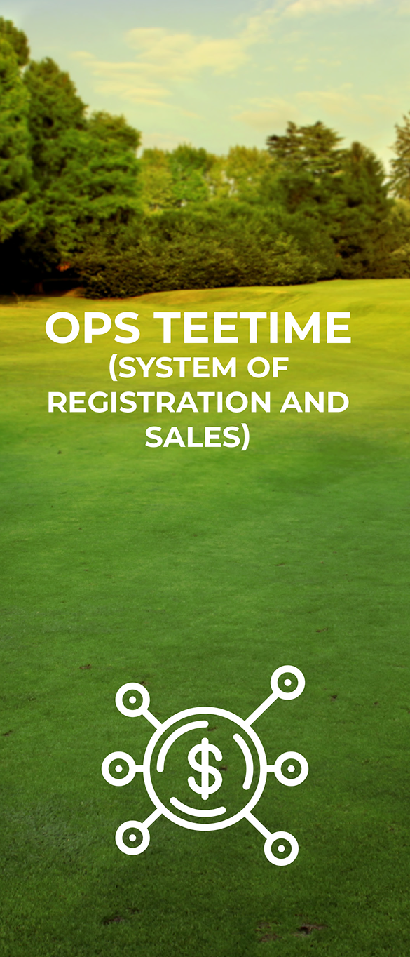 OPS TEETIME (SYSTEM OF REGISTRATION AND SALES)